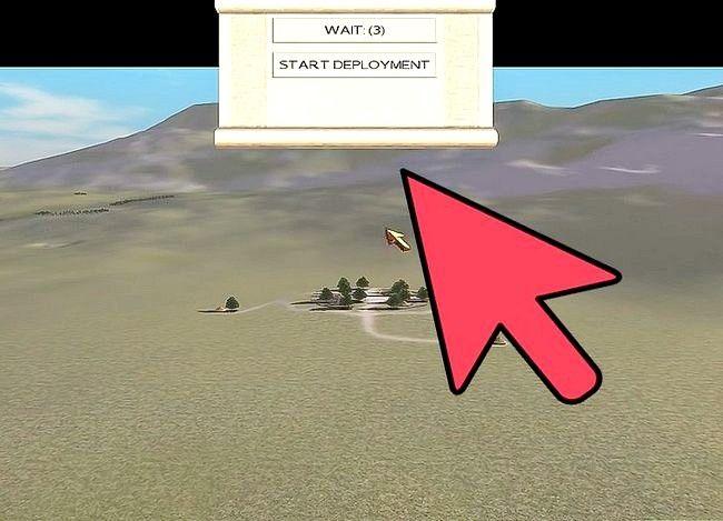 Prent getiteld Wees groot in Rome Total War Step 8