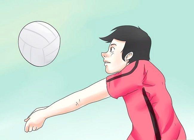 Beeld getiteld Volleyball Coach Stap 11