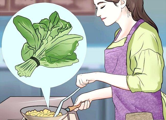 Prent getiteld `n Lacto Ovo Vegetariese Stap 13 wees