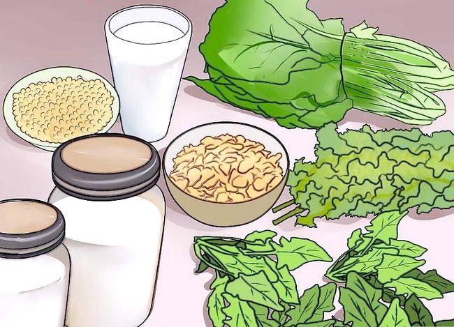 Prent getiteld `n Lacto Ovo Vegetariese Stap 7 wees