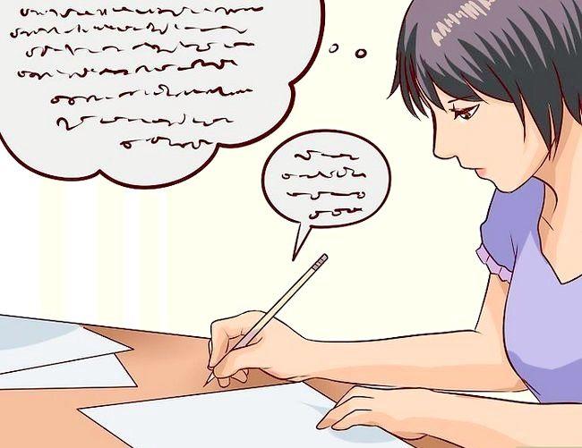 Prent getiteld Studie Poësie Stap 20