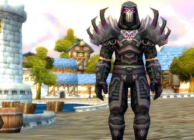 Prent getiteld Wees `n Goeie Rogue in World of Warcraft Stap 1