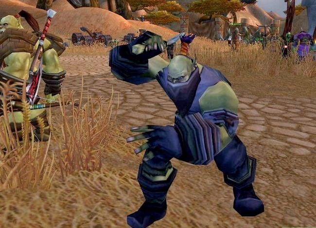 Beeld getiteld Wees `n Goeie Rogue in World of Warcraft Stap 2