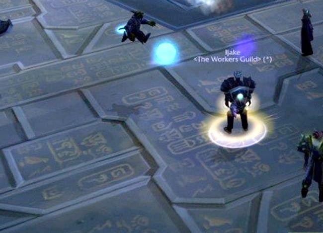 Beeld getiteld Wees `n Goeie Rogue in World of Warcraft Stap 3