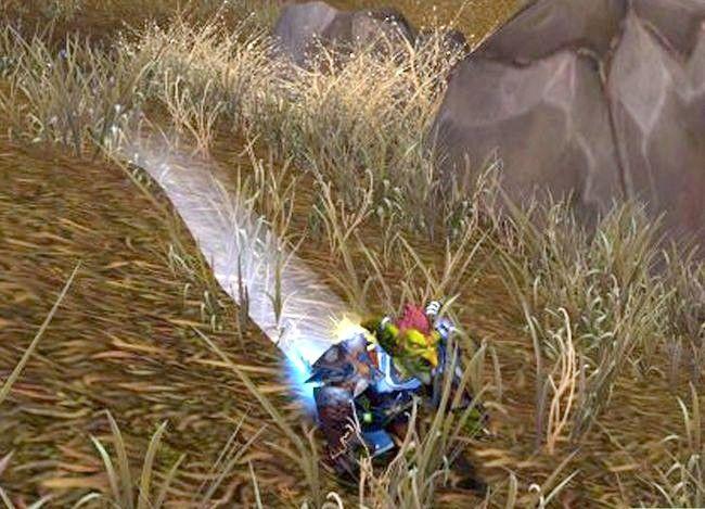 Prent getiteld Wees `n Goeie Rogue in World of Warcraft Stap 4