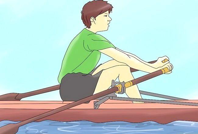 Prent titel Get a Good Rower Stap 2