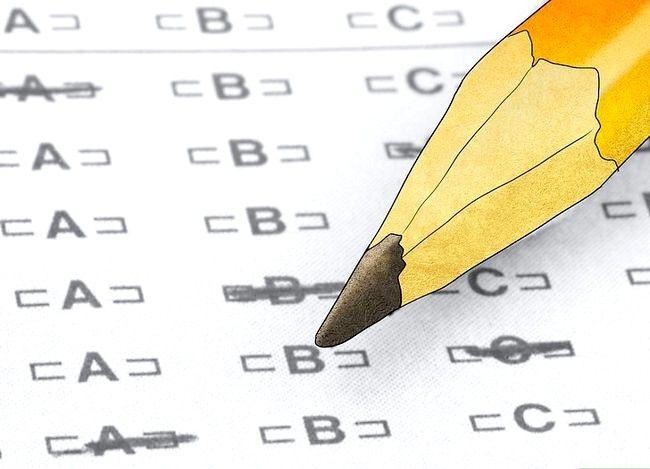 Prent getiteld `n Spesiale Onderwys Onderwyser in Kalifornië Stap 5