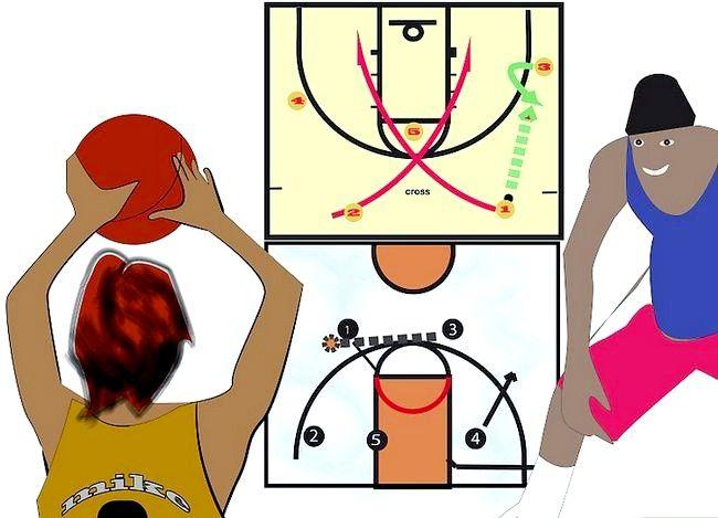 Prent getiteld Word `n Beter Aanstootlike Basketbalspeler Stap 4