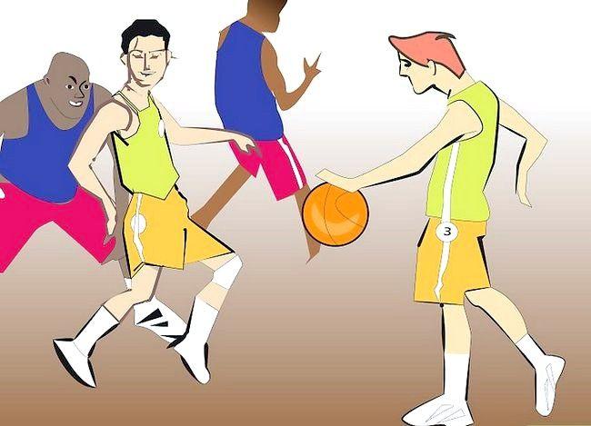 Prent getiteld Word `n Beter Aanstootlike Basketbalspeler Stap 10