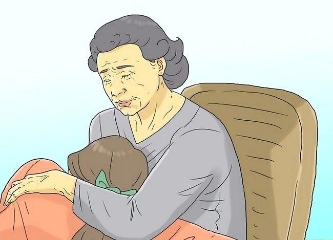 Prent getiteld Wees `n Goeie Moeder Stap 7