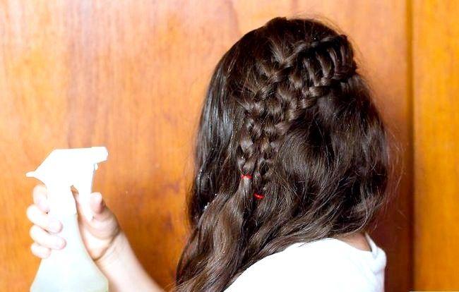 Prent getiteld Wees `n Brunette Girl Stap 5