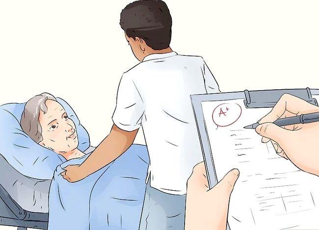 Prent getiteld `n Verpleegkundige Stap 12