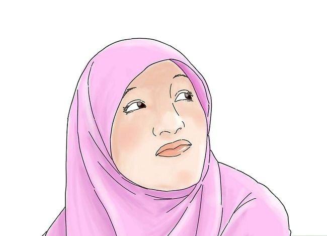 Prent getiteld `n Suksesvolle Moslemvrou Stap 5
