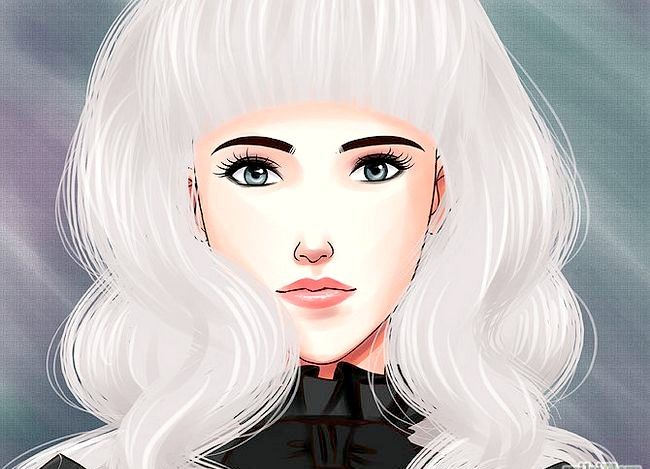 Prent getiteld `n Gotiese Lolita Stap 5
