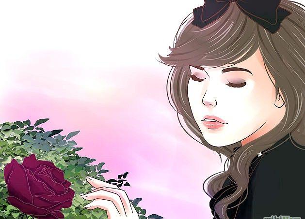 Prent getiteld `n Gotiese Lolita Stap 11
