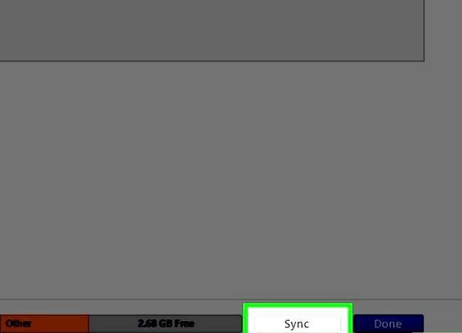 Prent getiteld Synchroniseer Outlook Kalender met iPhone Stap 11