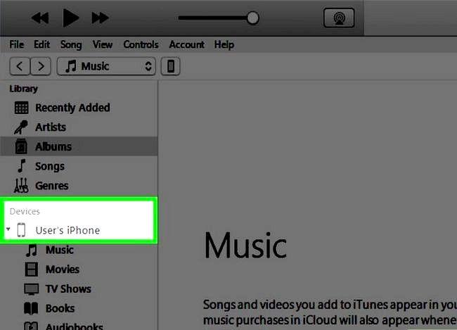 Prent getiteld Synchroniseer Outlook Kalender met iPhone Stap 2