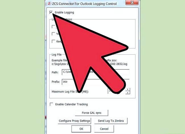 Prent getiteld Outlook-data synchroniseer met Yahoo Stap 13