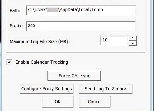 Prent getiteld Outlook-data synchroniseer met Yahoo Stap 15