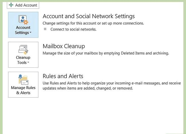 Prent getiteld Outlook-data synchroniseer met Yahoo Stap 5