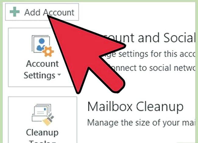 Prent getiteld Synchroniseer Outlook-data met Yahoo Stap 6