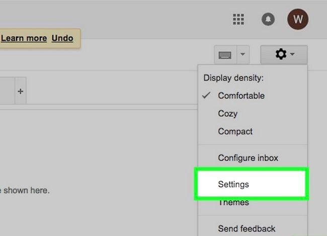 Prent getiteld Sync Outlook Met Gmail Stap 3