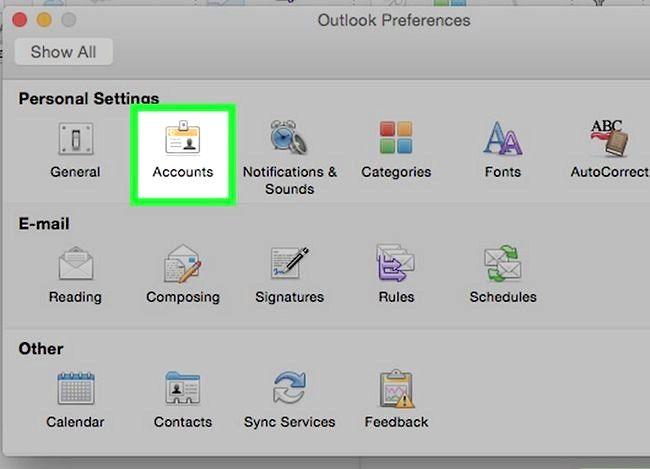 Prent getiteld Sync Outlook Met Gmail Stap 6