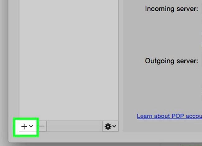 Prent getiteld Sync Outlook met Gmail Stap 7