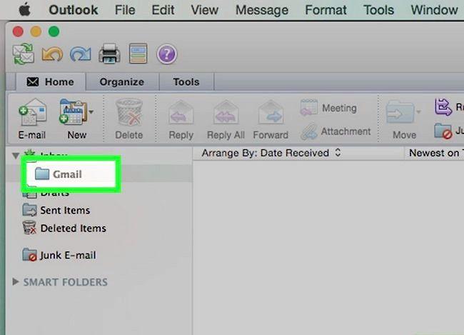Prent getiteld Sync Outlook Met Gmail Stap 10