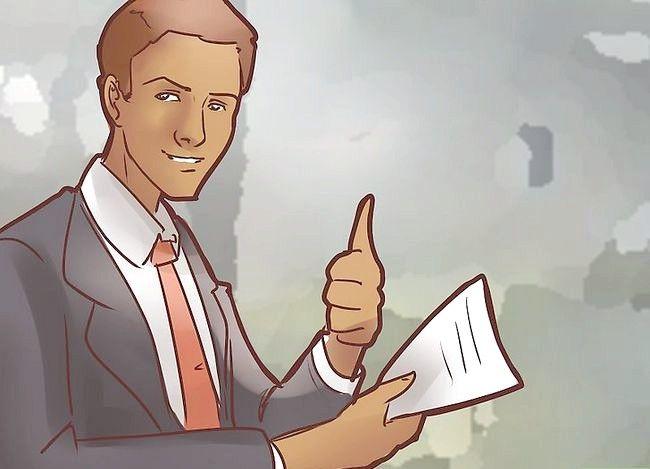 Prent getiteld Ace the Math Gedeelte van `n adviesonderhoud Stap 5