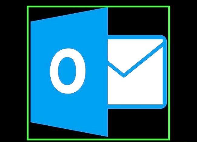 Beeld getiteld Fix Error 0x800c0133 in Outlook Stap 1