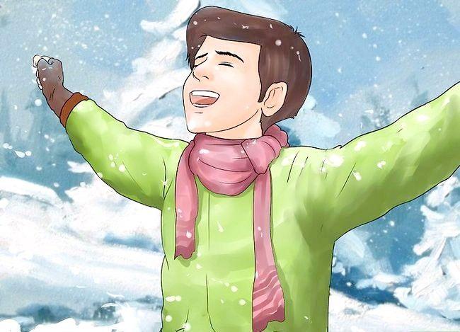 Hoe om koue temperature te weerstaan