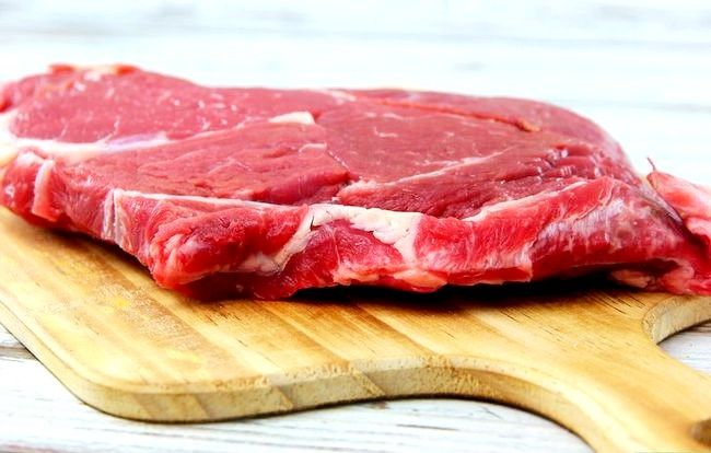 Prent getiteld Tender Steak Stap 3