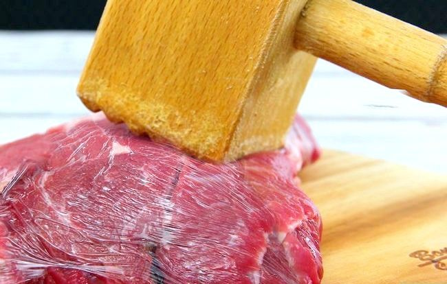 Prent getiteld Tender Steak Stap 6