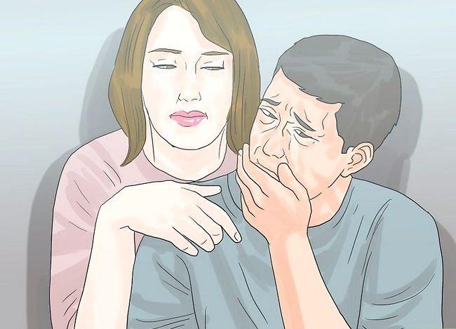 Prent getiteld Help iemand oorwin die verlies van `n relatiewe stap 8