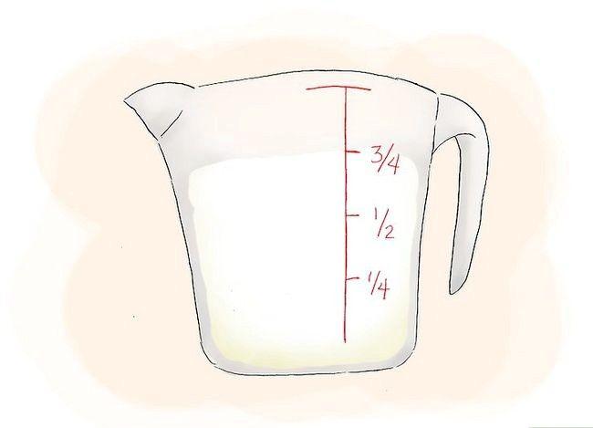 Hoe om wit meel te vervang met volkome meelblom