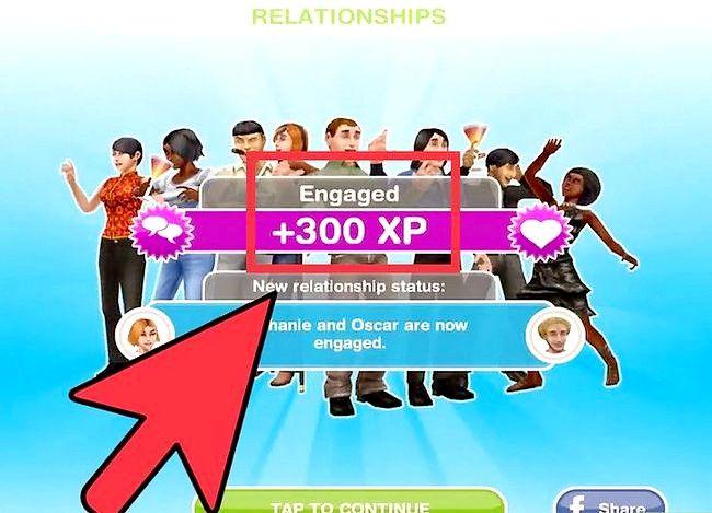 Prent getiteld Het Babas in die Sims Vryspel Stap 1