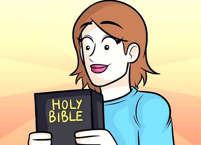 Prent getiteld Geloof in Jesus Stap 2