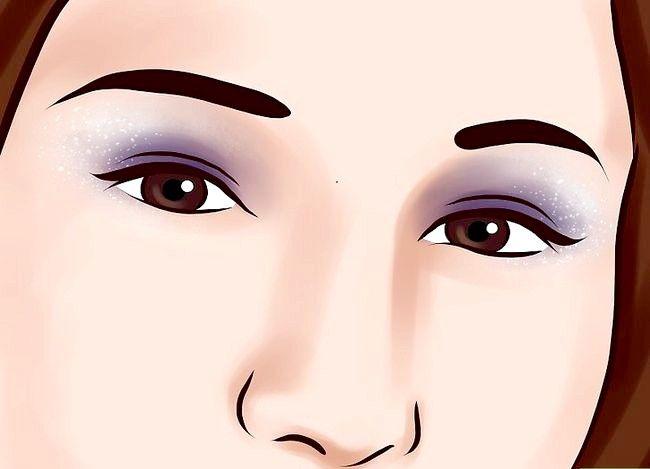 Prent getiteld Kry Anime Eyes Stap 4
