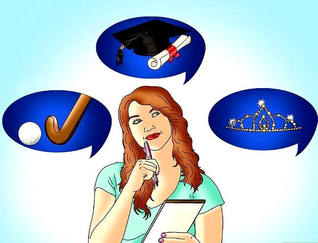 Prent getiteld Hou `n positiewe houding (vir tieners) Stap 2