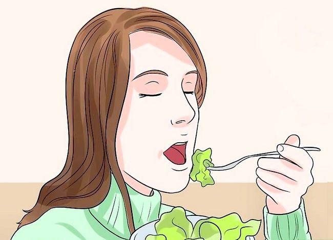 Prent getiteld `n Gesonde Voedingsgebalanseerde Dieet Stap 2