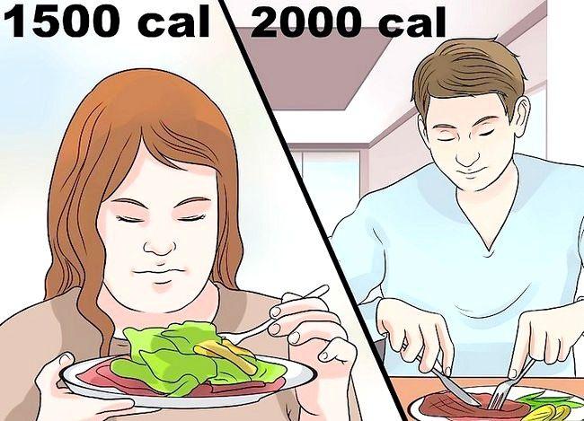 Prent getiteld `n Gesonde Voedingsgebalanseerde Dieet Stap 3