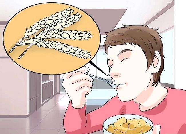 Prent getiteld `n Gesonde Voedingsgebalanseerde Dieet Stap 9