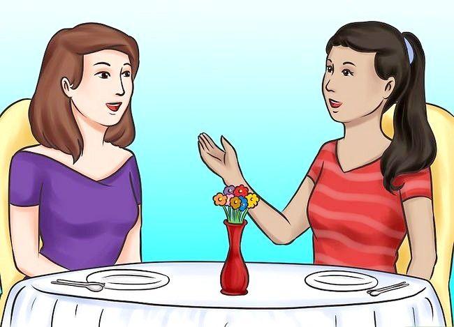 Prent getiteld Het `n Gay of Lesbian verhouding Stap 1