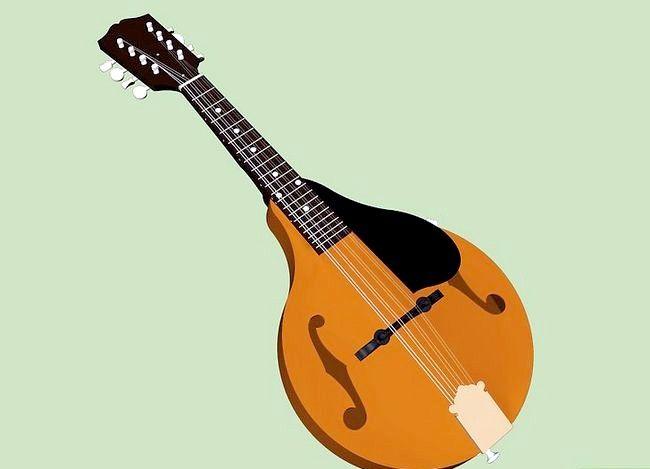 Hoe om die mandolien te speel
