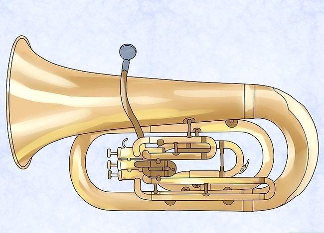 Hoe om `n tuba te speel