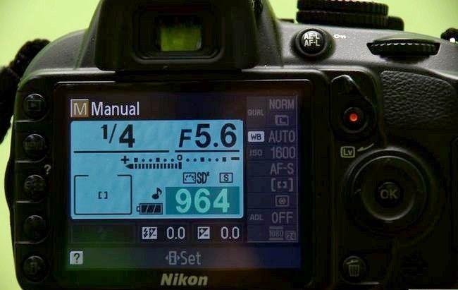 Prent getiteld Skiet Produk Fotografie Stap 6