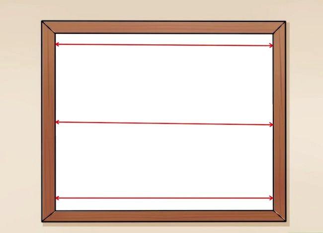 Hoe om die metings van jou vensters te neem
