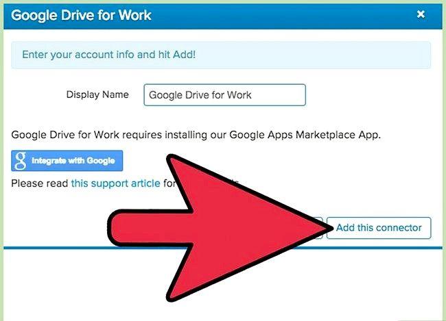 Prent getiteld Oordraglêers tussen FTP en Google Drive gebruik rugsteunbus Stap 5