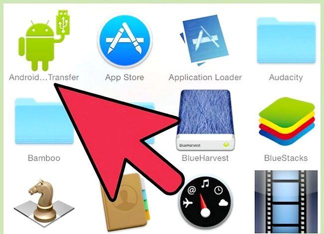 Prent getiteld Oordrag iTunes na die LG G2 Stap 14